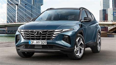 2022 Hyundai Tucson: Design, Interior, Engines, Photos