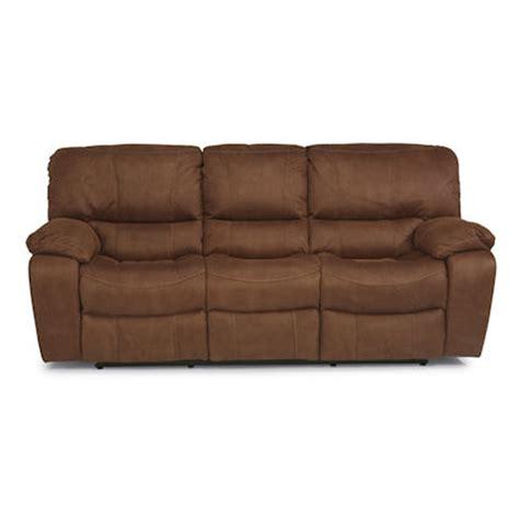 flexsteel leather sofa price flexsteel 1541 62 grandview double reclining sofa discount