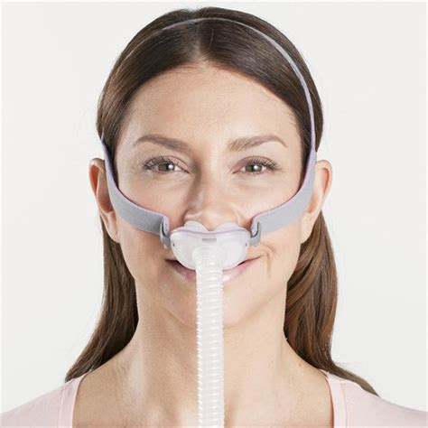 airfit p10 nasal pillow airfit p10 for nasal pillow cpap mask by resmed