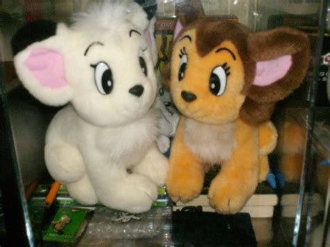 Kimba And Kitty Plushes By Hectorny On Deviantart