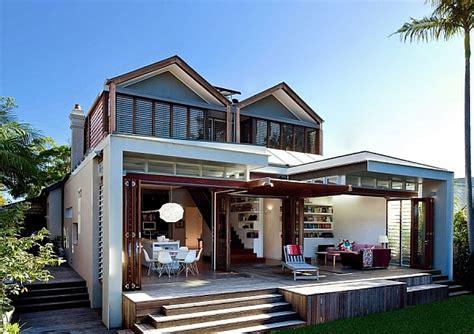 stylish sydney house   sustainable  energy efficient extension