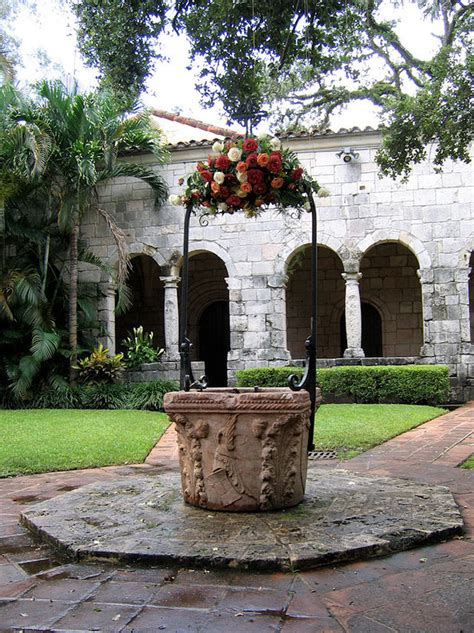 top 6 garden wedding venues florida davis island garden