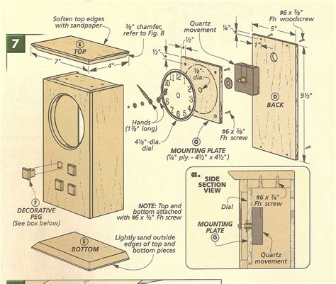 pdf diy plans for grandfather woodwork mantle clock plans pdf plans