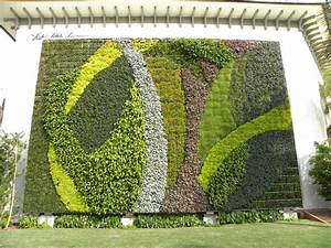 Indoor Green Wall Give A Large Benefits Hous Club Free