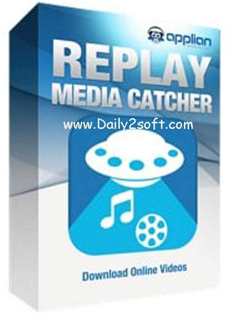 Replay Media Catcher 7 Serial Key