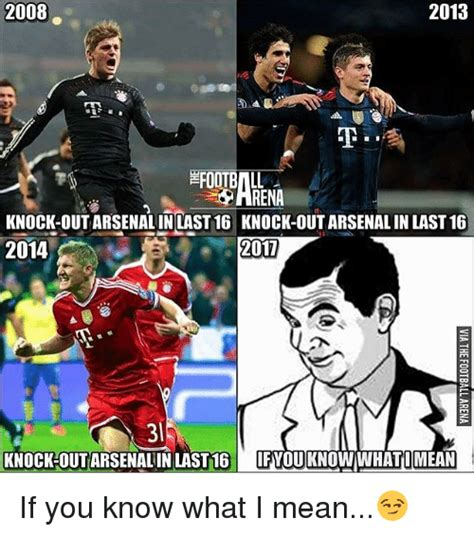 Football Memes Arsenal - funny knock out memes of 2017 on sizzle dank