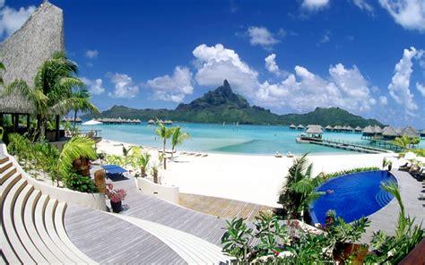 Bora Bora Paradise Island French Polynesia ~ World