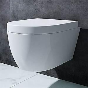 Hänge Wc Montieren : bth 35 5x48x25 cmdesign h nge wc aachen106 aus wei er keramik toilettensitz mit ~ Pilothousefishingboats.com Haus und Dekorationen