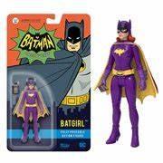 Batman Classic TV Series 10 Inch Batmobile With Batman And