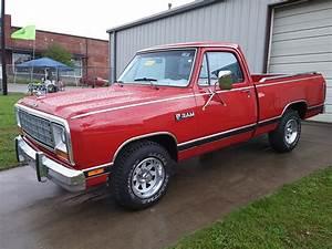 1985 Dodge Ram Royal Se For Sale At Vicari Auctions Nocona