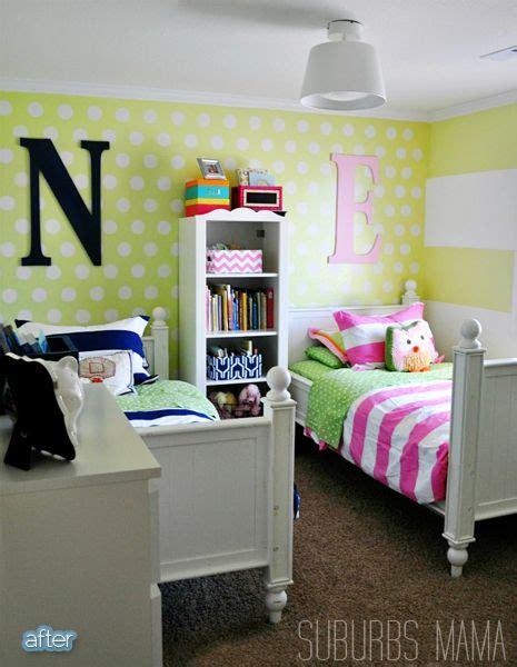 Boygirl Shared Room On Pinterest  Shared Bedrooms