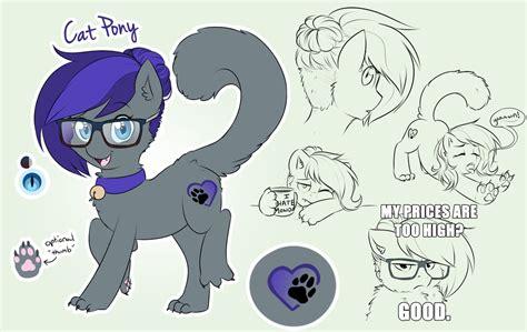 Cat Pony By Askbubblelee On Deviantart