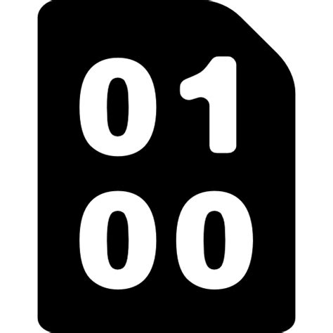 interface  web symbol binary zeros  binary code