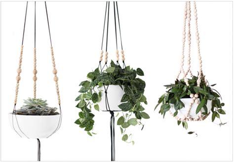 herbes de cuisine où trouver un porte pot à suspendre joli place