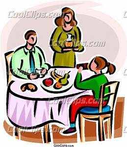 Dining Table Clip Art | Clipart Panda - Free Clipart Images