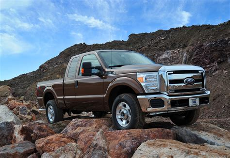 ford ups power for 2011 super duty road reality