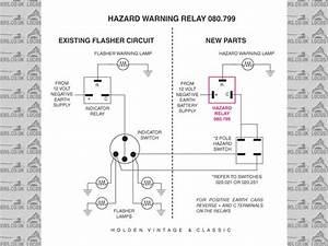 Wiring Diagram 3 Pin Flasher Relay