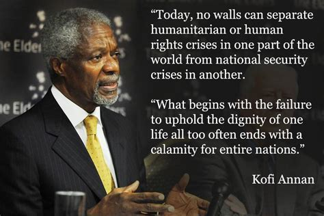 KOFI ANNAN QUOTES image quotes at relatably.com