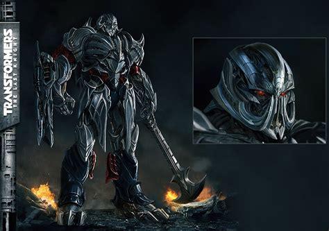 Tlk Megatron Revealed!