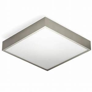 Led Deckenlampe Bad : karree led exklusive badezimmer deckenlampe ip44 10 18 cm ~ Watch28wear.com Haus und Dekorationen
