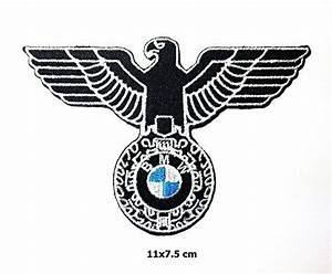 BMW Motorcycles Motorrad Biker Jacket Shirt T-Shirt Patch ...