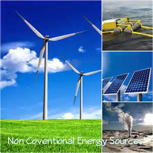Non-Conventional Energy Sources