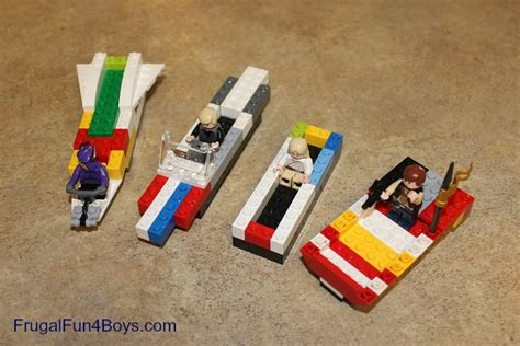 How To Make A Easy Lego Boat by Lego Friday Build A Boat Challenge