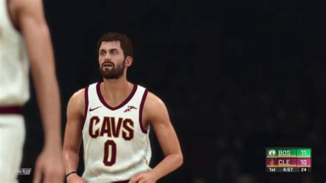 NBA 2K20 MyLeague: Boston Celtics vs Cleveland Cavaliers ...