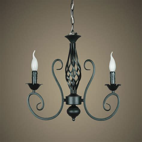 black candelabra chandelier free shipping rustic wrought iron chandelier e14 2pcs led