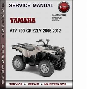 Yamaha Atv 700 Grizzly 2006