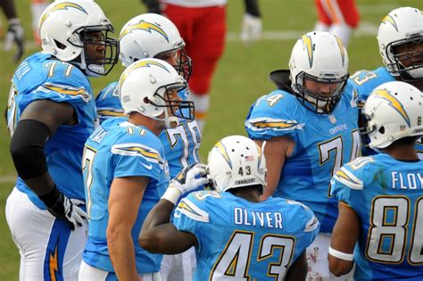 Why Aren't The Chargers Powder Blue Jerseys Permanent?