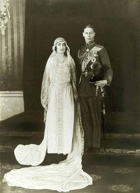 wedding  prince albert duke  york  lady elizabeth