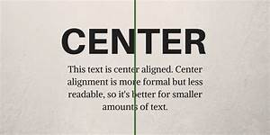 Design Principles: Alignment   The Paper Blog
