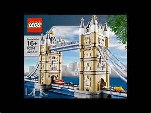 Lego Tower Bridge : lego exclusive tower bridge 10214 new set youtube ~ Jslefanu.com Haus und Dekorationen