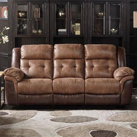 cheers sofa houston dual two tone reclining sofa great