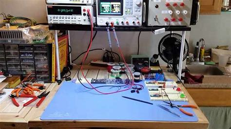 Redesigning Setting Electronics Workbench