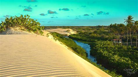praias do litoral norte de natal aproveite as melhores do rn