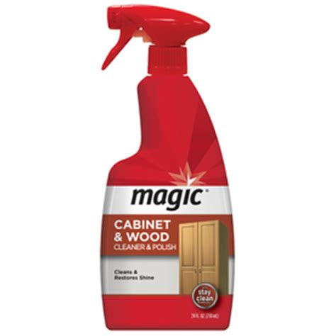 magic cabinet and wood cleaner 070048018565 upc 1 x cabinet wood magic cleaner 24oz