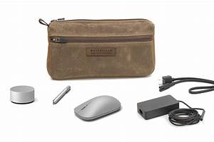 Waterfield, Designs, Outfits, Microsoft, Surface, Book, I5, I7, With, Syde, Case, And, Accessories, Pouch