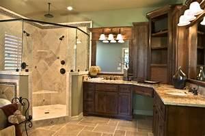 Traditional Master Bathroom Designs - Decosee.com