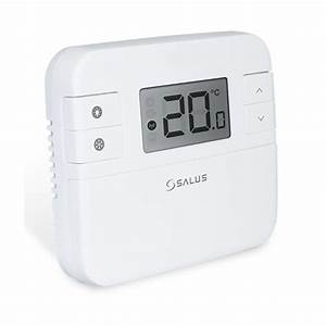 Funk Thermostat Heizkörper : digitaler funk raum thermostat f r salus funksystem magmaheizung ~ Orissabook.com Haus und Dekorationen