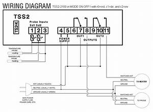Love Temp Controller Series Ts Wiring Diagram  2008