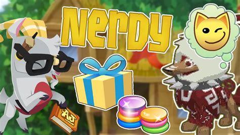 super nerdy animal jam codes youtube