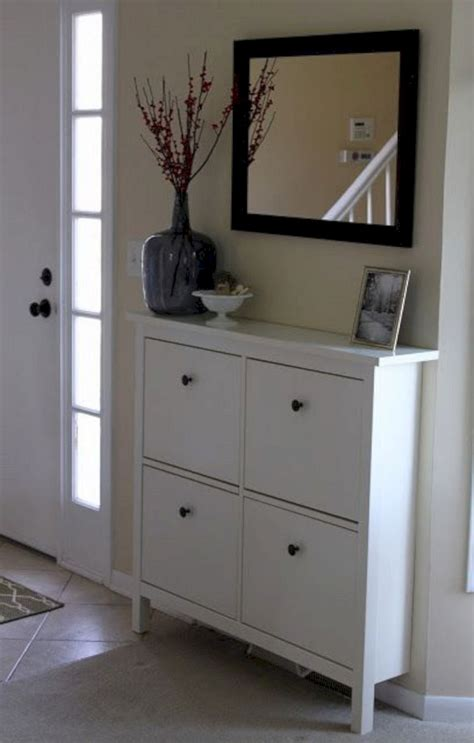 narrow entryway shoe cabinet  ikea narrow entryway shoe