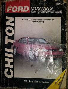 Chilton Ford Mustang 1994