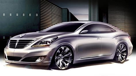 2010 Hyundai Equus Korean Luxury Cars  The Car Show