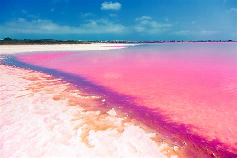 Roze meren | Holidayguru.nl