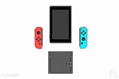 Nintendo Switch Kickstarter Flip Handheld Crowdfunding Launches