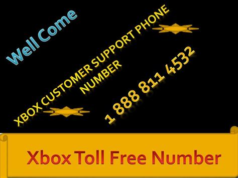 xbox 360 support phone number ppt xbox live help 1 888 811 4532 xbox 360 customer