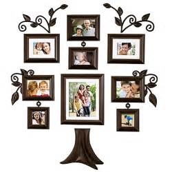 Bed Bath And Beyond Kitchen Wall Decor wallverbs family tree 9 piece family tree collection